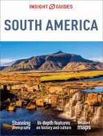 Insight Guides South America (Travel Guide eBook)