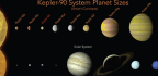 Scientists Find Miniature Version of Our Solar System, With 8 Planets and Sun-Like Star
