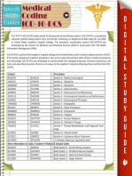 Medical Coding Icd-10-Pcs (Speedy Study Guides)