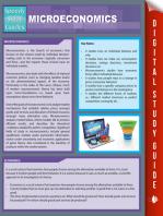 Micro-Economics (Speedy Study Guides)