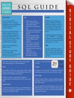 Sql Guide (Speedy Study Guides)