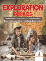 Exploration for Kids - The Americas, Columbus, Ponce De Leon and More | Exploring American History | 3rd Grade Social Studies