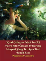 Kisah Hikayat Nabi Isa AS Putra Siti Maryam & Burung Merpati Yang Tercipta Dari Tanah Liat