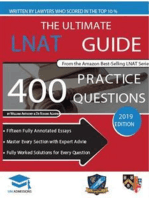 The Ultimate LNAT Guide