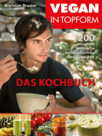 Vegan in Topform - Das Kochbuch- E-Book