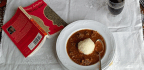 Cooking with Chinua Achebe