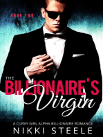 The Billionaire's Virgin Book Two