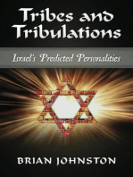 Tribes and Tribulations - Israel's Predicted Personalities