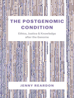 The Postgenomic Condition