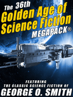 The 36th Golden Age of Science Fiction MEGAPACK®