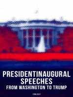President's Inaugural Speeches