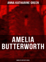 AMELIA BUTTERWORTH - Complete Mystery Series
