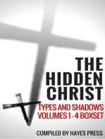 The Hidden Christ - Volumes 1-4 Box Set