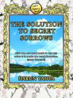 The Solution To Secret Sorrows