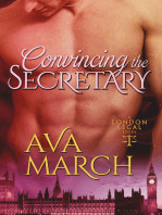 Convincing the Secretary (London Legal Book 3)