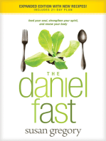 The Daniel Fast (with Bonus Content)