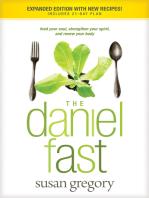 The Daniel Fast (with Bonus Content)
