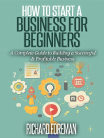 How to Start a Business for Beginners