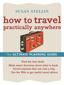 How to Travel Practically Anywhere