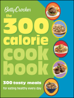 Betty Crocker The 300 Calorie Cookbook