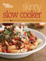 Better Homes and Gardens Skinny Slow Cooker
