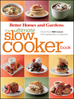 The Ultimate Slow Cooker Book