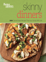 Better Homes and Gardens Skinny Dinners