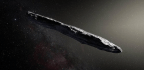 Interstellar Visitor Doesn't Appear to Be an Alien Ship, Does Appear to Be Covered in Organic Gunk