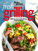 Better Homes and Gardens Fresh Grilling