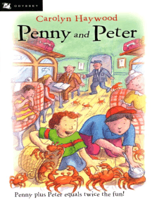 Penny and Peter