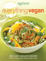 Vegetarian Times Everything Vegan