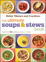 The Ultimate Soups & Stews Book