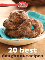 Betty Crocker 20 Best Doughnut Recipes