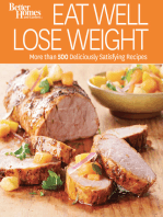 Eat Well Lose Weight