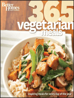 Better Homes and Gardens 365 Vegetarian Meals