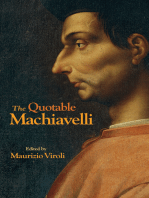 The Quotable Machiavelli