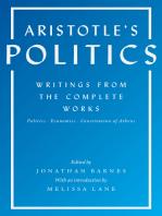 Aristotle's Politics