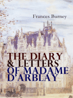 The Diary & Letters of Madame D'Arblay