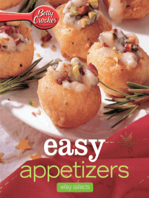 Betty Crocker Easy Appetizers: HMH Selects