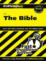 CliffsNotes on The Bible, Revised Edition