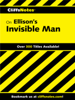 CliffsNotes on Ellison's Invisible Man
