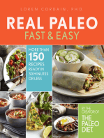 Real Paleo Fast & Easy