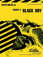 CliffsNotes on Wright's Black Boy