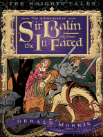 The Adventures of Sir Balin the Ill-Fated