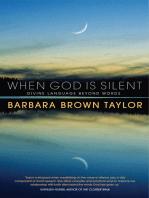 When God is Silent: Divine language beyond words