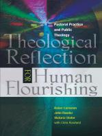 Theological Reflection for Human Flourishing