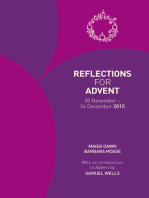 Reflections for Advent 2016