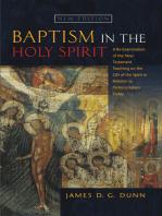 Baptism in Holy Spirit