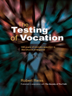 The Testing of Vocation