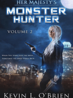 Her Majesty's Monster Hunter Volume 2